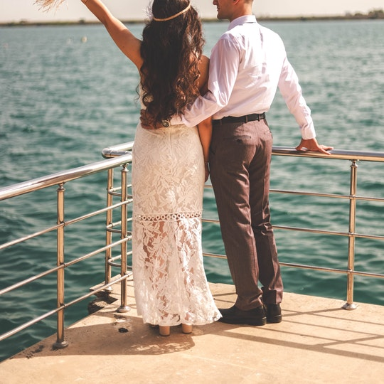 happy married life ahead