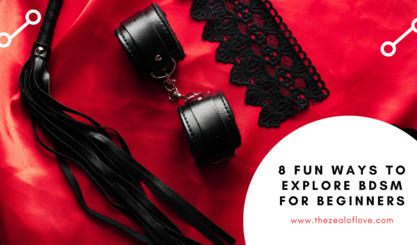 8 fun ways to explore BDSM for beginners