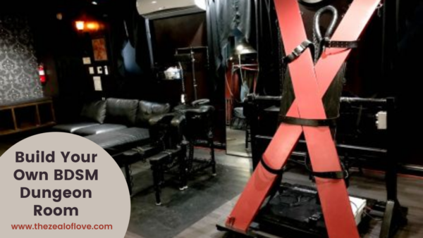 Build Your Own BDSM Dungeon Room